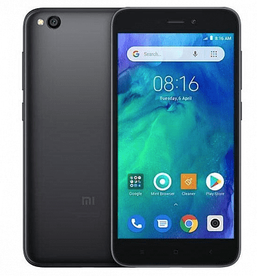 Смартфон Xiaomi Redmi Go 8GB/1GB (Black/Черный)